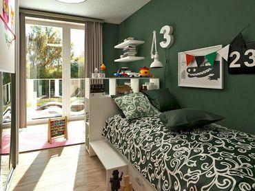Predaj  4 izbového byu v prevedení štandard za cenu holobytu s terasou.
