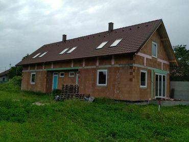 PREDAJ novostavba rodinný dom 100m2/Rajka