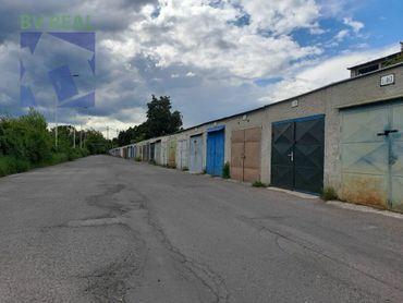 BV REAL Na predaj garáž 19 m2 s montážnou jamou Prievidza FM1093