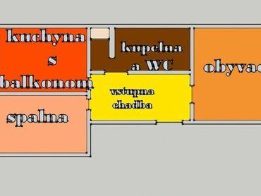 Reality holding+ ponúka 2 izbový byt Martin na predaj - TOP ponuka