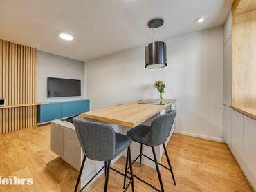 Štýlový-moderný-praktický  - voňajúci novotou- 2 izb. byt v Ružinove navrhnutý architektkou