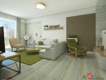 Na predaj 2-izbový byt v novostavbe, Zvolen
