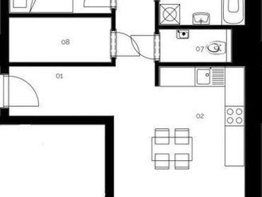 Na predaj 3 izbový byt - apartmán s dvoma balkónmi v jedinečnej novostavbe v Malackách