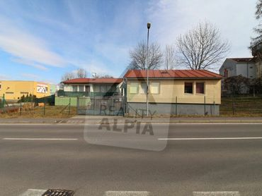 Dva rodinné domy na predaj, centrum Zvolena