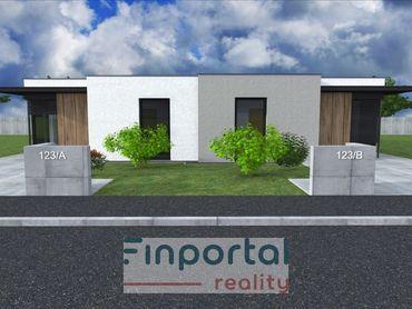 Predáme útulný 3 izbový rodinný dom - novostavba Košúty