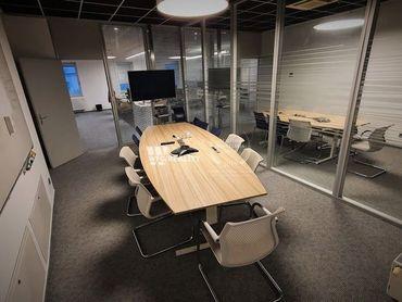 kancelárske priestory, 414 m2, v centre Žiliny