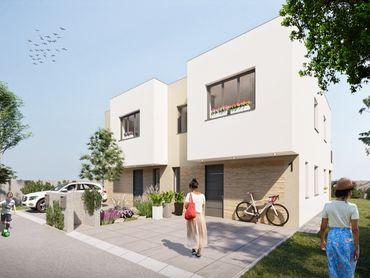 Predaj novostavby rodinného domu v Záblatí