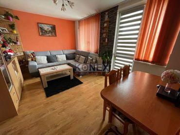 3-izbový byt s balkónom v Michalovciach, na sídl. Východ.