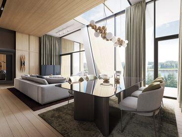 5* Exkluzívny Penthouse v Penati Golf Resort