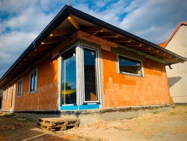 Novostavba bungalov Zlate Moravce