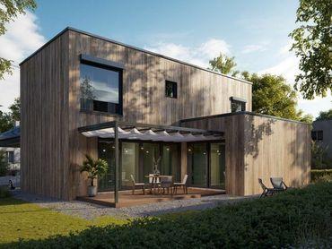 Moderný rodinný dom - ROSINA