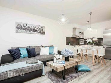 Arvin & Benet | Nádherný byt v Arborii