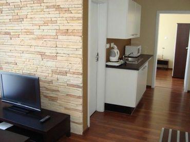 TRNAVA REALITY - plne zariadený 2 izb. apartmánový byt priamo na brehu Slnečných jazier v Senci