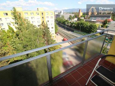 4 izbový byt s balkónom – Hliny VIII