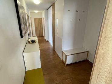 Novostavba 3 izbovy zariadený byt na prenájom