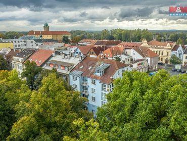 Prodej bytu 1+kk, 45 m², Poděbrady, ul. Na Valech