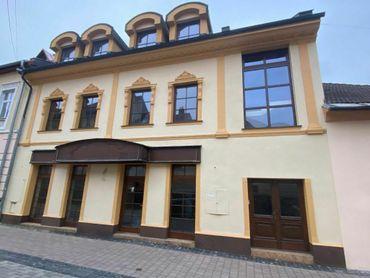 Predpredaj Obchodného priestoru v historickom centre mesta
