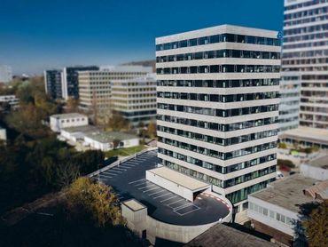 Moderné kancelárie na prenájom Bratislava - Patrónka