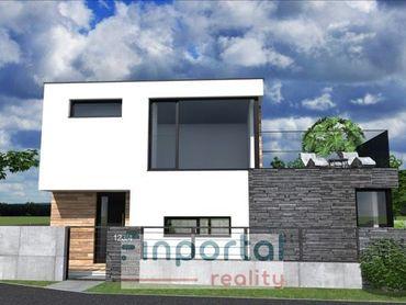 Predáme moderný 4 izbový rodinný dom - novostavba Košúty