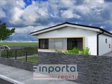 Predáme priestranný 3 izbový rodinný dom - novostavba Košúty