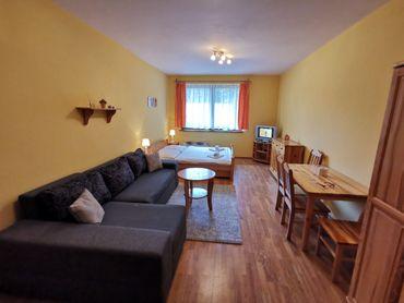 Veľký apartmán-štúdio Hrabovská dolina Fatrapark