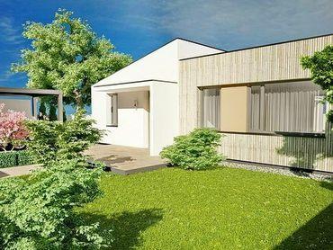 Elegantný a úsporný 4 izbový rodinný dom