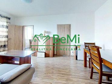BeMi reality ponúka na prenájom 4-izbový byt v Košiciach časti Terasa