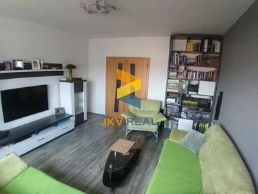 JKV REAL ponúka na predaj 3i byt v Necpaloch v Prievidzi