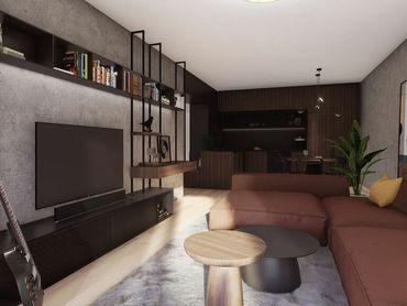 2i byt v projekte Pod Zábrehom II /A1.03