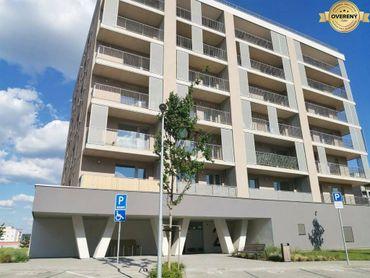 Rezervované , Nová terasa III., 3 izbový byt, 77,4 m2+59,2 m2 teras