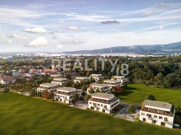 Predaj 4 izbový byt so záhradou v Novostavbe Nitra Kynek