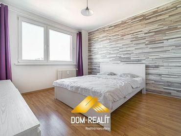 DOM REALÍT ponúka na predaj veľký 3 izbový byt v Podunajských Biskupiciach