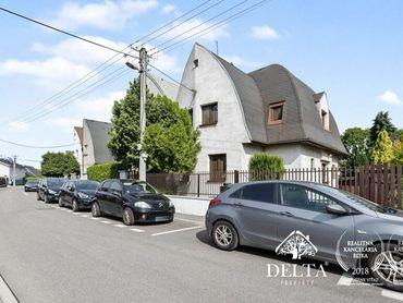 DELTA |  Predaj Rodinného domu so záhradou a garážou, Ružinov-Trnávka, Bratislava, 322 m2