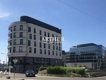 ARTHUR - Kancelárie na predaj v centre-novostavba -Modrá guľa