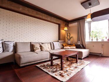 Veľký 2,5 izbový byt na začiatku Petržalky