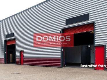 Prenájom výrob. priestorov (76,40 m2, č. 3, vykur., brána, kancel., WC, parking)
