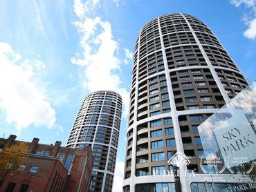 DELTA   SKY PARK - 2 izbový byt na 18. poschodí, Továrenská ul., Staré Mesto, 51 m2