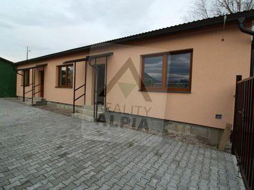 Prenájom obchodného, kancelárskeho priestoru na Bystrickej ceste v Ružomberku
