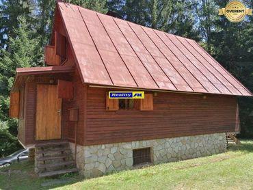 Chata na predaj Martin Stráne