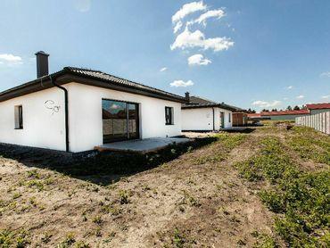Na predaj samostatný 4 izbový rodinný dom s výbornou dispozíciou!