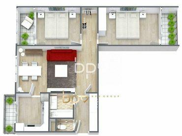 Ponúkame na predaj 3 izb. byt po kompletnej rekonštrukcii v Trenčíne