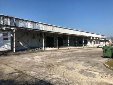 Prenájom obchodno-skladového priestoru bývalého BAUMAXU