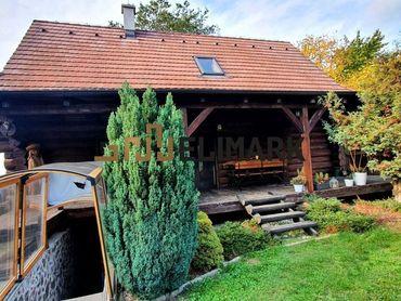 ELIMARK - PRENÁJOM - 5 izb ZARIADENÁ CHATA 160m2 so záhradou - Devínske Jazero, Devínska Nová Ves