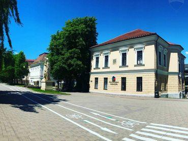 Kancelária na prenájom, Poprad, Centrum, nam. sv. Egídia