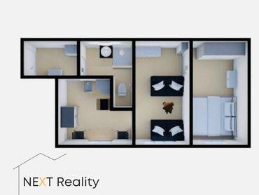 Na predaj 2-i. byt na st. sídlisku v PD na prízemí