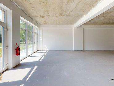 NA PRENÁJOM nový obchodný priestor s vlastným parkovacím miestom na prízemí bytového domu Geminim v