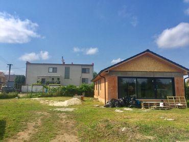 Novinka! Rodinný dom v  Malackách s výmerou 140 m2 a s pozemkom o výmere 844m2