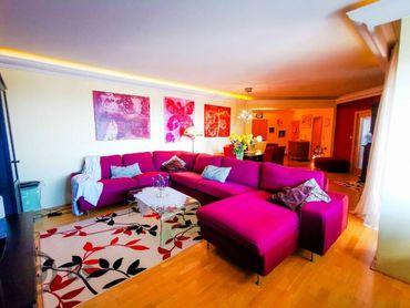 PREDAJ veľkorysého 6 izbového bytu v lukratívnej lokalite Horský park, Bratislava - Staré Mesto