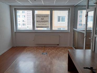 Prejmeme kanceláriu v širšom centre mesta
