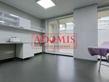 ADOMIS - prenájom exkluzívnych komerčných priestorov na lekárske pracovisko,stomatológia, kozmetika,